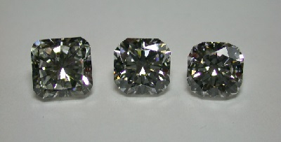 cushion cut diamonds comparison